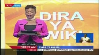 Rais Uhuru awaahidi  wakaazi wa Nyandarua kuwa serikali itajenga mabwawa zaidi ili kukabili kiangazi