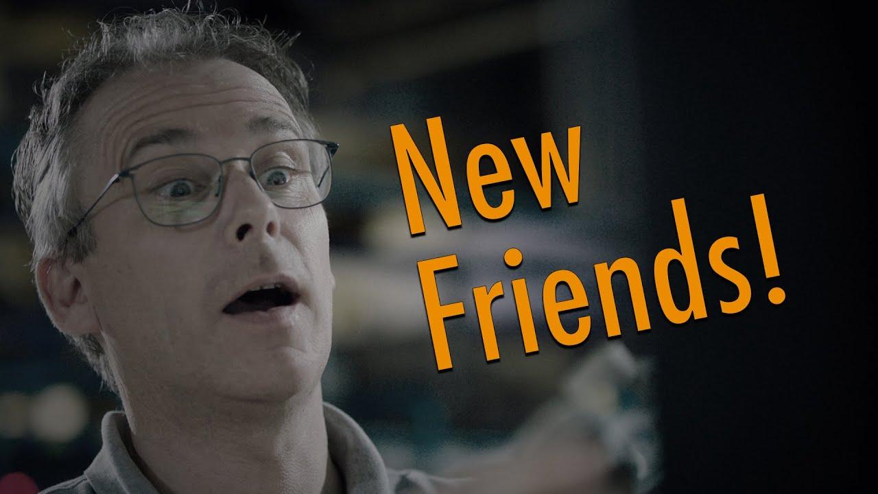 Műhelymegoldások | 4. rész: Új barátok!