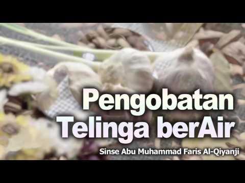 Video Pengobatan Telinga berAir (Audio)