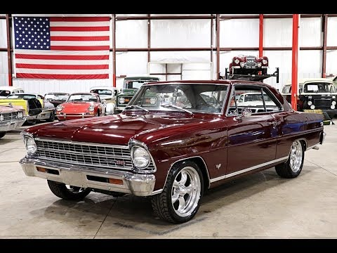 1967 Chevrolet Nova SS (CC-1193293) for sale in Kentwood, Michigan