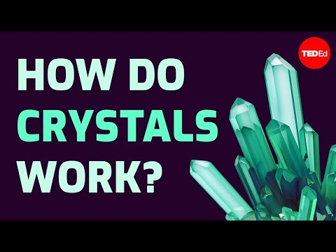 Why Crystals Have Such Unique Shapes