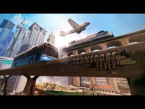 Transport Fever - Gamescom Trailer thumbnail