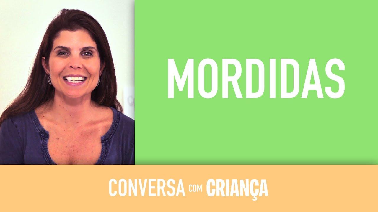 Mordidas | Conversa com Criança