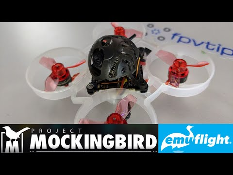 How to setup EmuFlight and Project Mockingbird on the Mobula6