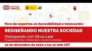 Rediseñando nuestra sociedad: Dialogando con Silvia Leal