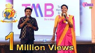 Madurai Muthu and Annabarathi combo comedy Damaka