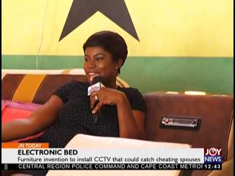 Electronic Bed - Joy Business Today (22-8-18)