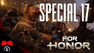 For Honor | SPECIAL #17 | Agraelus | CZ Lets Play / Gameplay [720p60] [PC]