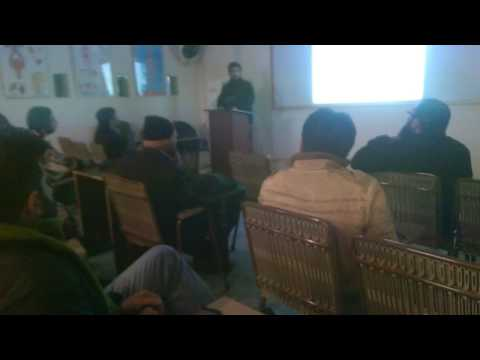 SAP Training Center in Lahore by Recknors - YouTube