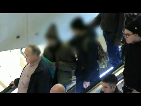 Så här jobbar ficktjuvarna - se avslöjande bilder - Nyhetsmorgon (TV4)