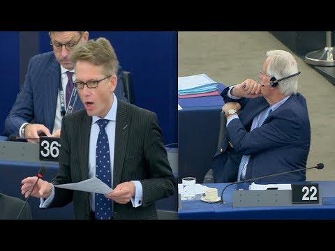 "BREXIT WARNING: ""Don't reduce UK to a vassal state"" - German MEP Gunnar Beck"
