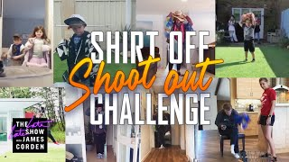 #ShirtOffShootOut - Best-Of Fan Submissions
