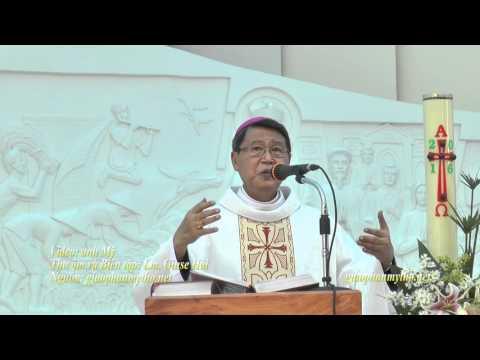 Đức Cha Phêrô giảng lễ: Ngày hành hương của giới doanh nhân và buôn bán nhỏ, ngày 22.04.2016