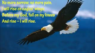 I Will Rise {with lyrics} - //Chris Tomlin, Louis Giglio, Matt Maher, Jesse Reeves\\