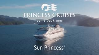 Sun Princess: Walk-Through Tour