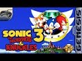 Longplay Of Sonic The Hedgehog 3 amp Knuckles