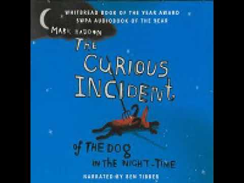 The Curious Incident of the Dog in the Night-Time by Mark Haddon Audiobook