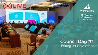 World Sailing: Council meeting is live from Bermuda, but with finances in terrible shape it's au