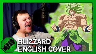 Gambar cover Blizzard [Full English Cover] - Kyle Brook - Dragon Ball Super: Broly [Original by Daichi Miura]