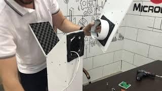 Монтаж систем вентиляции от компании Гринкевич-Климат для дома - видео 3