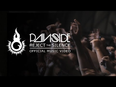 Painside - Reject The Silence (Official Music Video)