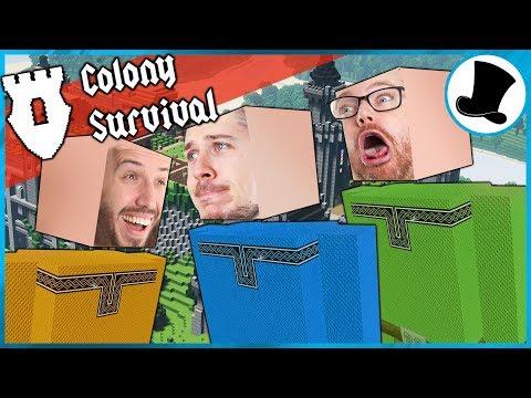 Colony Survival | Havin' A Bash!