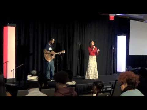 YIF Talent Night -Rescue by Lauren Daigle