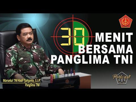 Panglima TNI Kunjungi Pameran Alutsista di Kemhan