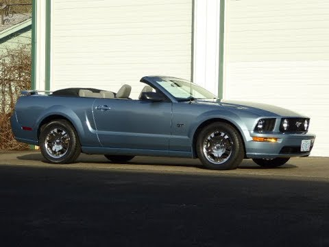 Video of '05 Mustang GT - P9O8