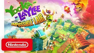 Coming Soon, Free Demo Of Yooka-Laylee And The Impossible Lair!
