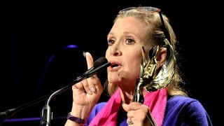Report: Carrie Fisher suffers massive heart attack