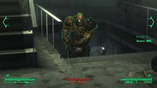 Fallout 3 Part 196 - Vault-Tec Corporate Offices - No Commentary First Time Playing