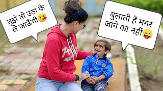 HINDI COMEDY VIDEO | छोटू v/s देशी लड़की  | Khandesh Hindi Comedy Video