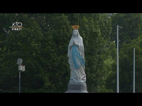 Messe de 10h à Lourdes du 6 juin 2021
