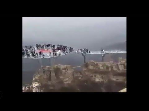 Ponte de Cristal Na China