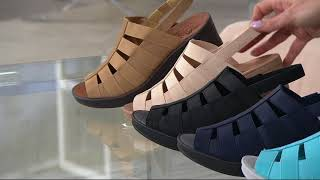 SoLite by Easy Street Wedge Sandals - Floaty on QVC