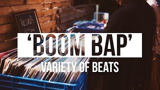 Chill Old School Boom Bap Hip Hop Rap Instrumentals Mix
