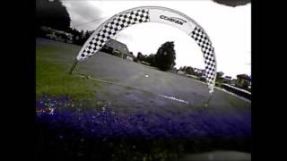 Tarot 130 Mini FPV Quad Drone - First full freestyle / race flight