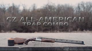 CZ All-American Trap Combo