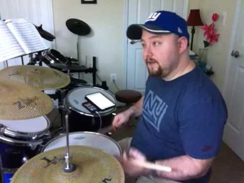 "Zac Treby's Drum Studio International: ""Gary Chaffee's Sticking Patterns: Group A"""