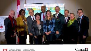 Key new initiatives to promote Francophone immigration to Canada