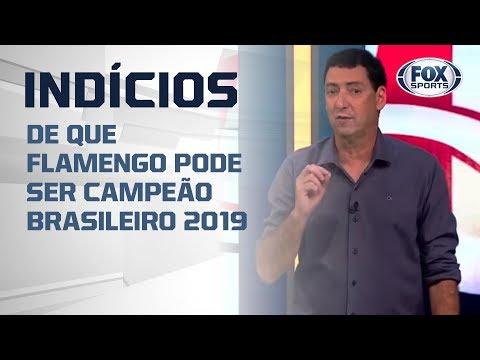 PVC dá 'indícios' de que Flamengo pode ser Campeão Brasileiro 2019