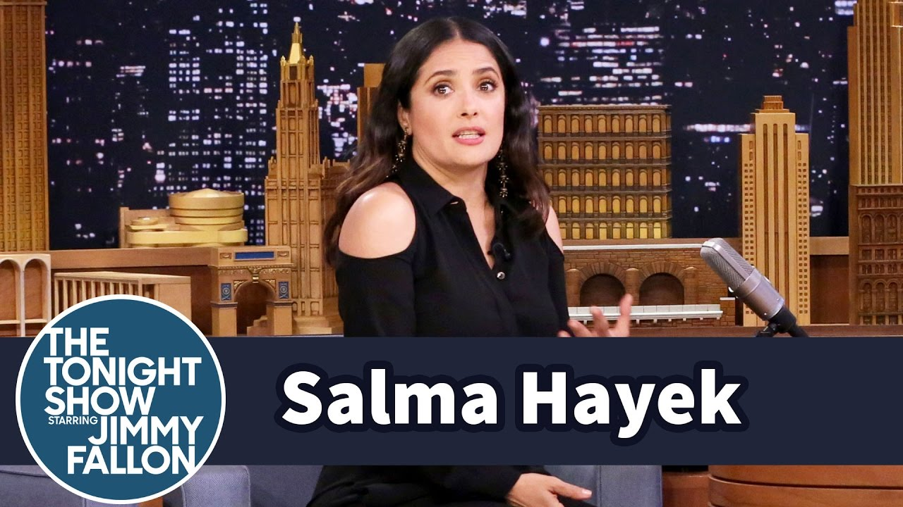 Salma Hayek Thought Her Husband Was Having an Affair with an App thumbnail