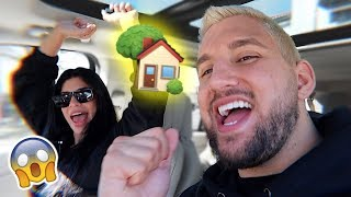 WE HAVE THE BEST NEWS ABOUT OUR NEW HOUSE!!! (move in date confirmed)