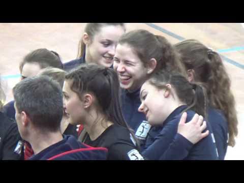 Ćwierćfinał Mistrzostw Polski Juniorek w piłce siatkowej Oświęcim 2019