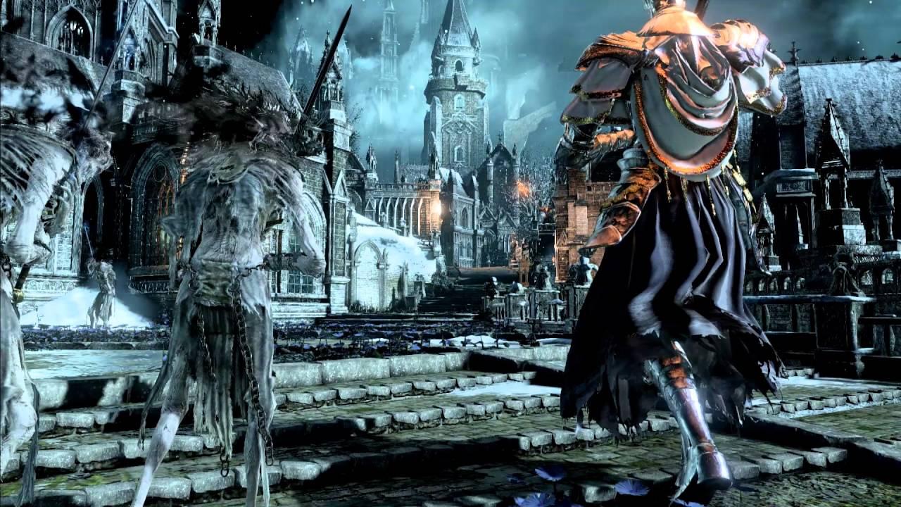 Dark Souls III sort aujourd'hui sur PS4 !