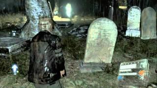 Resident Evil 6 Walkthrough (Leon Campaign) Pt. 7 - Visiting The Graveyard!