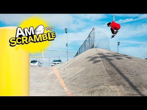Rough Cut Am Scramble 2018 Fabiana Delfino and Tanner Van Vark