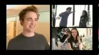 Сумерки видео со сьемок фильма