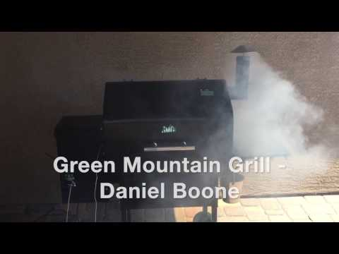 GREEN MOUNTAIN GRILL – Daniel Boone Review